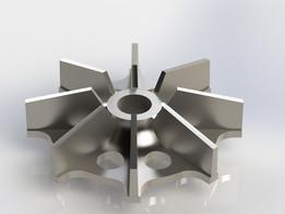 Sundyne LMV-322 impeller