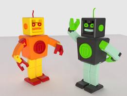 Make-a-bot / Mike