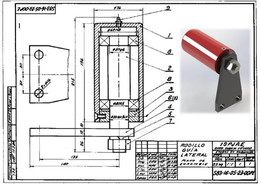 Rodillo Guia Lateral ( Lateral Roller Guide)