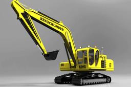 Kingcrusider Excavator
