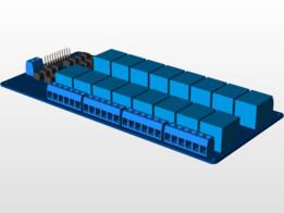relay - Recent models | 3D CAD Model Collection | GrabCAD