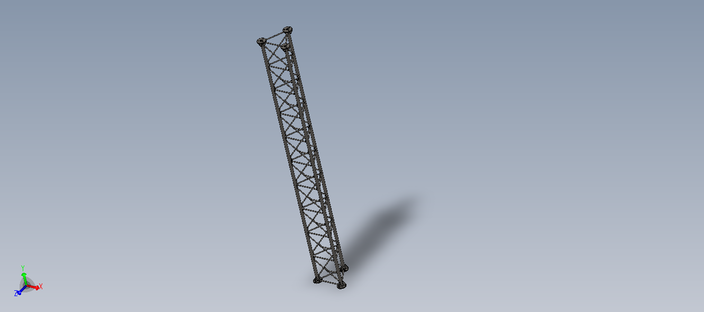 Section Of Antenna Mast
