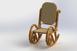 My bentwood rocker chair