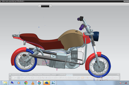 hypothetical bike
