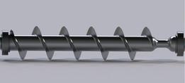 Conveyer screw