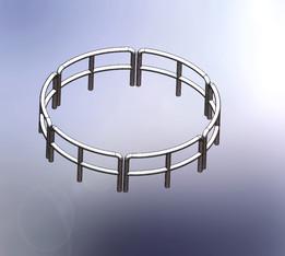 Circular Safety Handrail