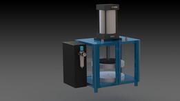neumatic press