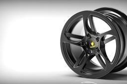 Lamborghini Murcielago Wheel