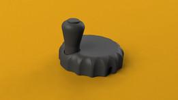 Custom polyamide Hand Wheel