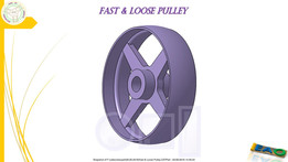 Fast & loose pulley
