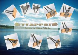 Trapper Sheetmetal Rodholder