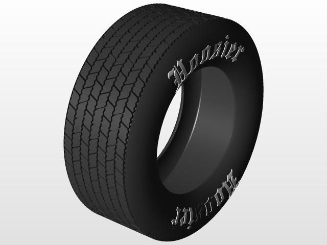 Hoosier Go Kart Tires  2 Tire Set