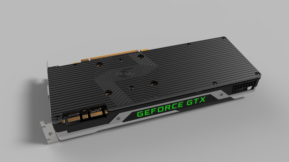 nVidia Geforce GTX 980 Graphic Card - SOLIDWORKS,STEP ... - photo#36