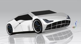 Pagani Huayra concept 2