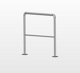 ENWAR safety barrier