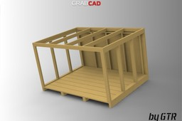 AV2_Wood Frame Shipping Box
