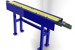 "Round Belt ""O-Ring Style"" Transfer Conveyor"
