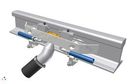 Flat Bottom Rail Lubricator