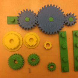 3D Print Gear Test