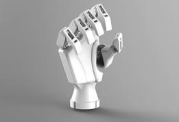 Multi grasp prosthetic hand