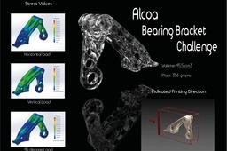 Airplane Bearing Bracket Challenge 1.1