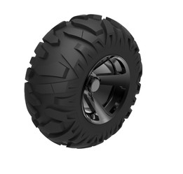 atv tire and rim