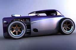Hot Rod model