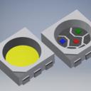 DIP6-7 62, DIP6-10 16 | 3D CAD Model Library | GrabCAD