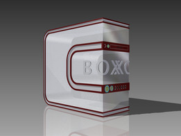 Boxx Simplicity workstation