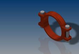 Acoplamento Flexível - Mod. 75 - 8 inch - Victaulic