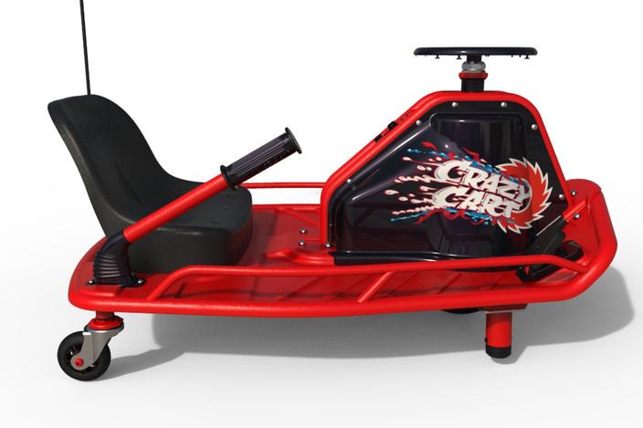 razor usa crazy cart render 3d cad model grabcad. Black Bedroom Furniture Sets. Home Design Ideas