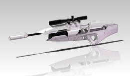 Daybreak's Bell II rifle