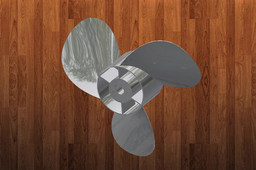 Propeller, 3 blade
