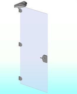 Wind Breaker Door Brake