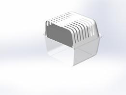 Moisture absorber refill cartridge