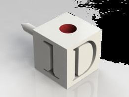 IDSA Lapel Pin