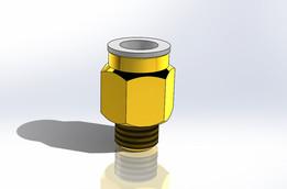 "Adapter G1/8"" - Push-In Ø8"
