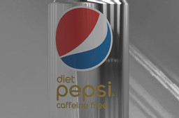 Just a Pepsi can
