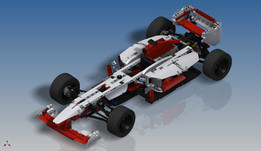 LEGO Technic - Grand Prix Racer (42000)