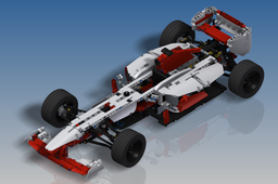 LEGO Technic Grand Prix Racer (42000)