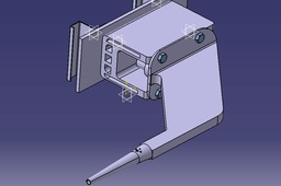 Mounting of Total Head Probe
