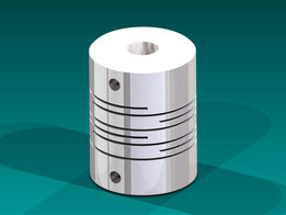 COUPLING 8mm to 6mm