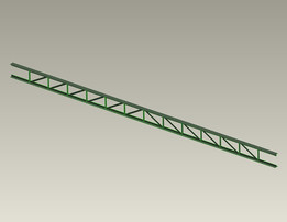 40 ft parallel truss
