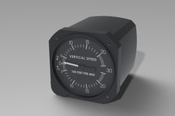 Falcon Gauge Vertical Speed Indicator
