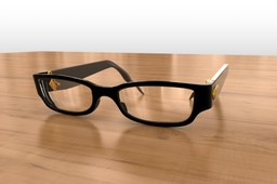 A generic pair of glasses
