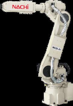 Nachi Robotics MC20