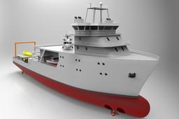 MOSHIP - Submarine Rescue Mother Ship