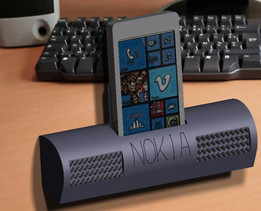 Nokia sound box