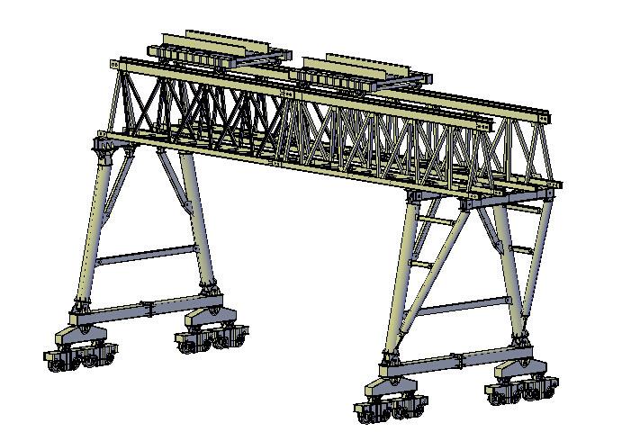 gantry crane plans - photo #47