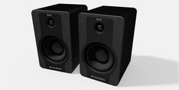 Studio Monitors (Speakers)